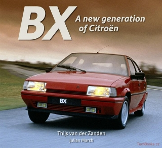 Citroën BX - a new generation of Citroën
