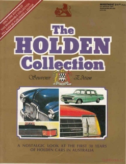The Holden Collection - A nostalgic look at the first 30 years of Holden Cars