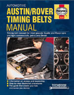 Austin/Rover Timing Belts Manual