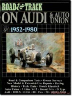 Road & Track on Audi & Auto Union 1952-1980