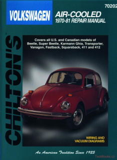VW Beetle/Transporter/Karmann Ghia (70-81)