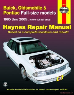GM Buick / Oldsmobile / Pontiac Full-size FWD (85-02)