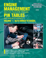 Engine Management & Fuel Systems Pin Tables and Wiring Diagrams: Volume 1 Alfa R