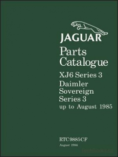 Jaguar XJ6/Daimler Sovereign Series-3 (do 1985)