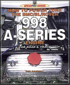 How to Power Tune The BMC/BL/Rover 998cc A-Series Engines