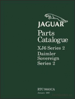 Jaguar XJ6 Series-2 /Daimler Sovereign Series-2