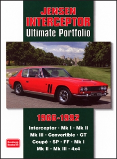 Jensen Interceptor 1966-1992