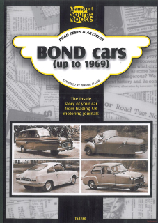 Bond cars (up to 1969)