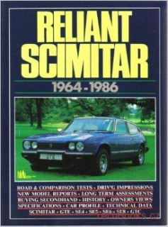 Reliant Scimitar 1964-1986