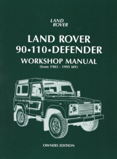 Land Rover 90/110/Defender (83-95)