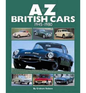 A-Z British Cars: 1945-1980