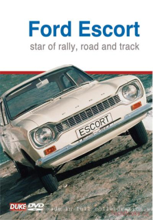 DVD: Ford Escort Story: Star of Rally road and track