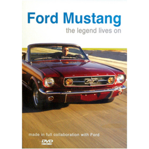 DVD: Ford Mustang: The Story