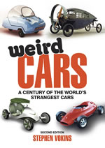Weird Cars: A century of the worlds strangest cars