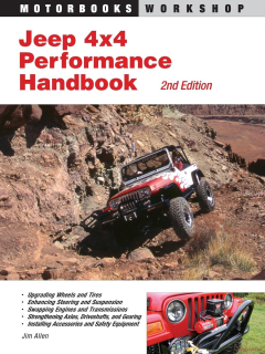 Jeep 4x4 Performance Handbook (2nd Edition)