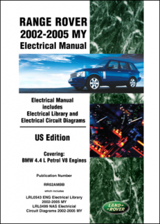 Range Rover (02-05) Electrical Manual US Edition