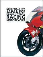Japanese Production Racing Motorcycles