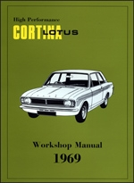High Performance Lotus Cortina 1969