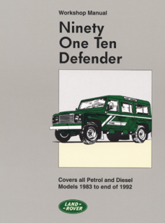 Land Rover 90 110 Defender (83-92)