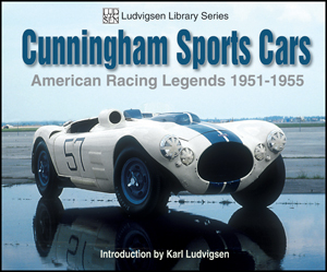 Cunningham Sports Cars: American Racing Legends 1951-1955