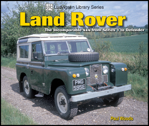 Land Rover - The Incomparable 4x4 from Series 1 to Defender