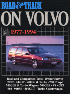 Road & Track On Volvo 1977-1994