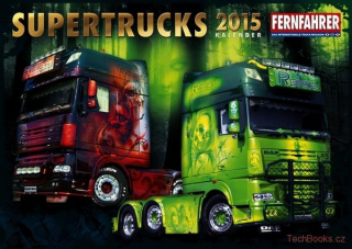 Supertrucks Kalender 2015