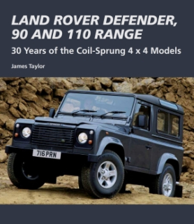 Land Rover Defender 90 and 110 Range