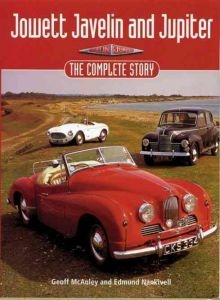 Jowett Javelin and Jupiter