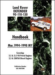 Land Rover Defender (94-98)