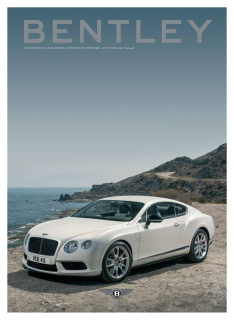 Bentley Magazine Issue 43 (Podzim 2013)