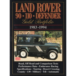 Land Rover 90 110 Defender 1983-1994