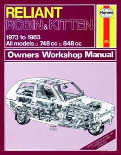 Reliant Robin/Kitten (73-83)