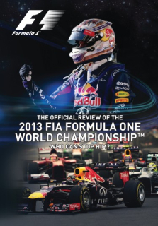 DVD: Formula 1 2013 Official Review