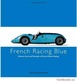 Racing Colours: French Racing Blue