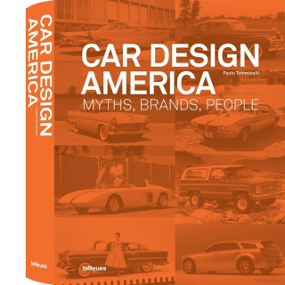 Car Design America: Myths, Brands, People