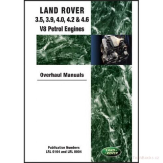 Range Rover Engines V-8 Petrol Engines Overhaul Manuals