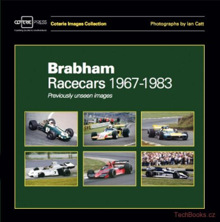 Brabham Racecars 1967-1983: Previously Unseen Images