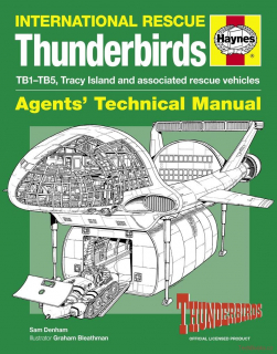 International Rescue Thunderbirds Manual