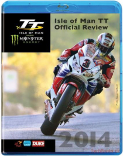 BLU-RAY: Isle of Man TT 2014 Official Review