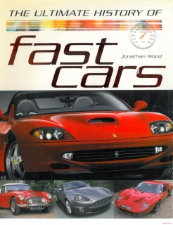 The Ultimate Book of Fast Cars (SLEVA)