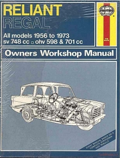 Reliant Regal (56-73)