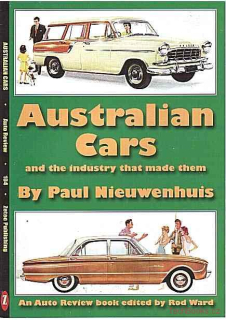 Australian Cars and the Industry that made them