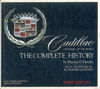 Cadillac: Standard of the World (Third Edition)
