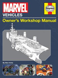 Marvel Vehicles Owners' Workshop Manual