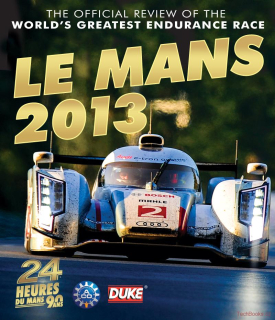 BLU-RAY: Le Mans 2013