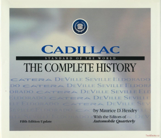 Cadillac: Standard of the World (Fifth Edition)