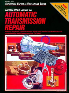 Automatic Transmission Repair 1974-1980 American Cars