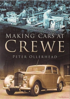 Making Cars at Crewe
