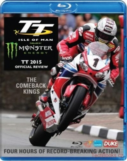 BLU-RAY: Isle of Man TT 2015 Official Review